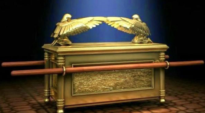 Mary, the new Ark of the Covenant
